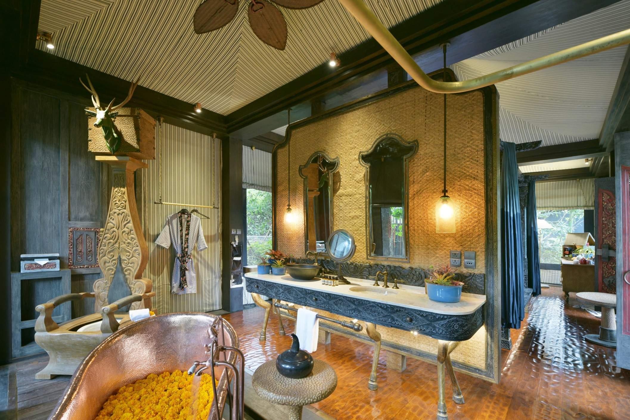 Capella-Ubud-bathroom